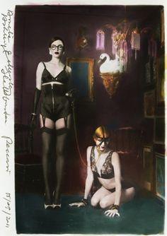 Spotlight: Retro Kinky Corsets by Sian Hoffman | The Lingerie Addict: Lingerie Fashion Blog