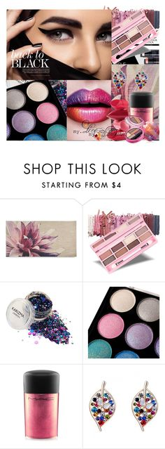 """Untitled #375"" by mmsbeg ❤ liked on Polyvore featuring beauty, Graham & Brown, MAC Cosmetics, Rossetto and Elizabeth Arden"