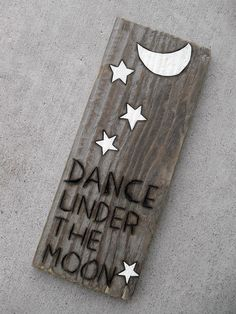 Wood Burned Rustic Sign On Driftwood Painted by AdriftArtStudio, $18.00