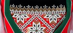 Bilderesultat for bringeduker til bunad Fana Folk Costume, Costumes, Hardanger Embroidery, Traditional Dresses, Norway, Scandinavian, Bohemian Rug, Knitting, Beadwork