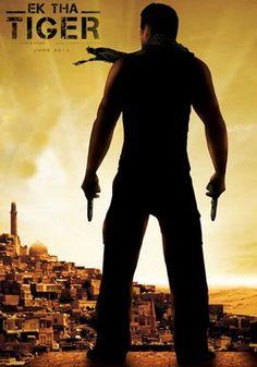Ek Tha Tiger (2012) - DVDScR