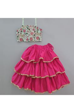 Baby Girl Lehenga, Lehenga For Girls, Kids Lehenga, Girls Party Wear, Kids Dress Wear, Kids Gown, Kids Wear, Cotton Frocks For Kids, Kids Frocks