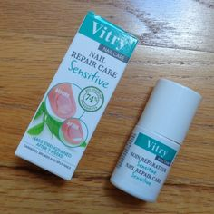 Vitry Nail Repair Care Sensitive Review