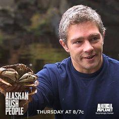 Matt Brown ♥ —  Matt Brown from Alaskan Bush People.