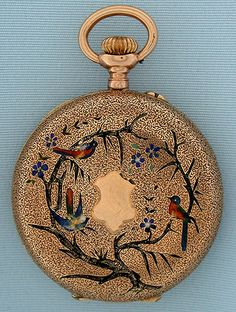 antique Swiss pocketwatch, circa 1890