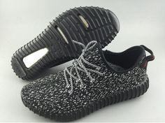 Adidas Yeezy Boost Black - My fiance loves her pair, extremely comfy