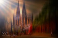 Cathedral of Cologne by StefanKierek