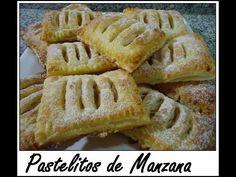 Pastelitos de Manzana / Pasteles de manzana / Postres de manzana - YouTube