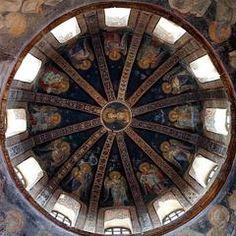 San Salvatore in Chora è un museo, completamente ricoperta di mosaici. Vicino le mura teodosiane. #Istanbul #viaggio #trip