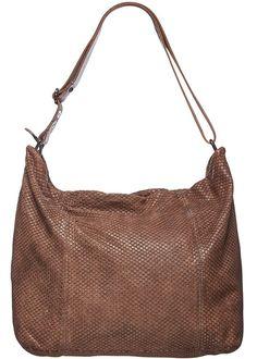 Taske brun 22920 Big Reptile Cross Body Bag 9540