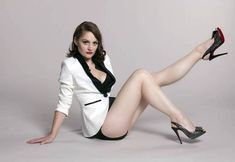 Celebrity Legs & Heels