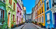 les rues les plus insolites de paris