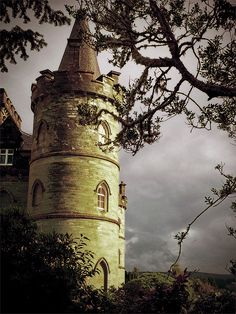 Reminds me of the tower where Lisa's royal apartment are located.