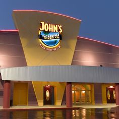 John's Incredible Pizza Company - John's Incredible Pizza Company in Montclair, CA - Montclair, CA, United States