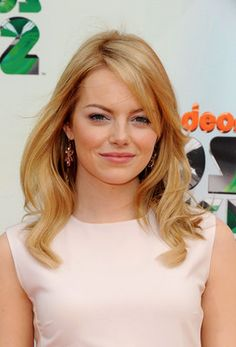 Strawberry Blond: Emma Stone