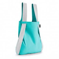 Reflective Mint [swipe for day & night look] #notabag #bagandbackpack #reflective