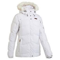 Veste de Ski Femme Decathlon, achat pas cher Veste Ski GF Femme MAXIWARM CL prix promo Decathlon 99.95 € TTC