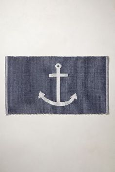 Sea Anchor Bathmat