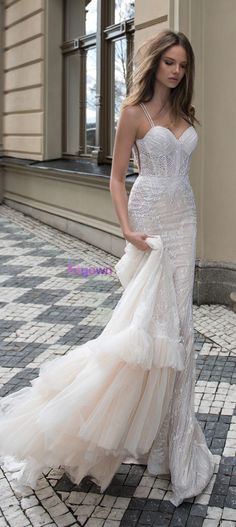 Strapless Wedding Dresses 2016