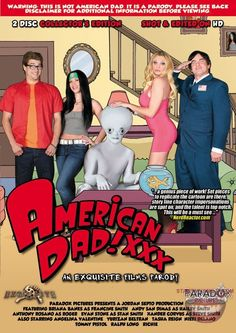 Get a laugh: American Dad XXX