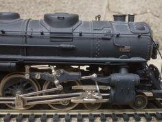 TENSHODO LOCO NYC, locomotive via ANTIQUE MARCBEA. Click on the image to see more!