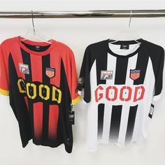 Left or Right? Camp FC  #SoccerJersey . Style by #camp #good . #streetwear #streetstyle #soccer #fcbarcelona #manchesterunited #manchestercity #realmadrid #futbol #football #majorleaguesoccer  #newyorkredbulls  #newyorkcityfc #philadelphiaunion  #newenglandrevolution  #dcunited . #shopaao #getit #aaousa . Follow us @aao_usa