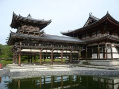 Bydo-Inn, an ancient temple rising above a lake, gives an interesting peek into Japanese religious history.