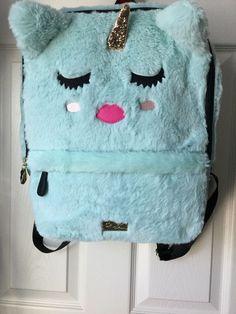 441968ab9b2 Betsey Johnson Large School Travel Luggage Backpack Purse Bookbag Tote Bag   fashion  clothing