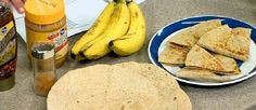 Peanut Butter & Banana Pockets #GMAR #KATV #HealthyEating #SnackIdeas