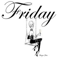 Friday, Megan Hess