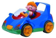 Tolo Toys First Friends Car - Primary Colors by Tolo Tolo http://www.amazon.com/dp/B00Q7RYA6K/ref=cm_sw_r_pi_dp_uBQUub121TPR4