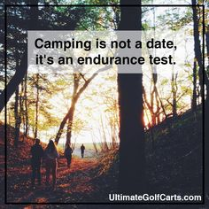Camping is not a date, it's an endurance test. But we love it! Otsego, MN - Minneapolis, Minnesota