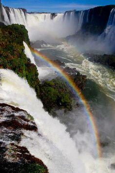 Iguazu Rainbow, Argentina