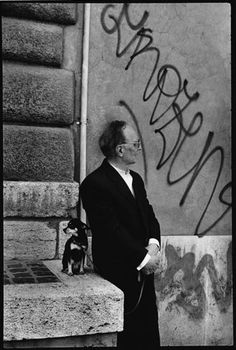 Leonard Freed, Rome, 2000 on ArtStack Leonard Freed, Alexey Brodovitch, Civil Rights Movement, Free Photography, The New School, His Travel, Magnum Photos, Working Class, Documentaries
