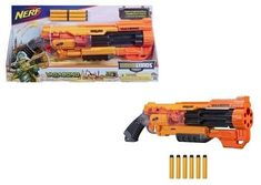 NERF Doomlands 2169 Vagabond Blaster Standard for sale online Games For Kids, Games To Play, Nerf, Kids Toys, Guns, Christmas, Ebay, Games For Children, Childhood Toys