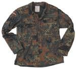 German Army Jacket - Flecktarn Camo, Camo Jacket