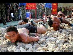 التدريبات العسكرية الأكثر جنونآ في