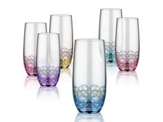 Pahar Rustique - 6 Piese Flute, Wine Glass, Tableware, Dinnerware, Tablewares, Flutes, Dishes, Tin Whistle, Place Settings