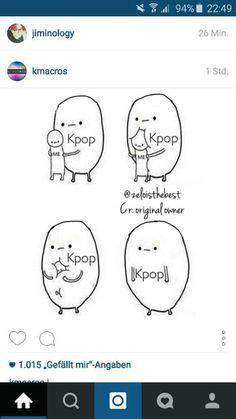 Swallowed by kpop