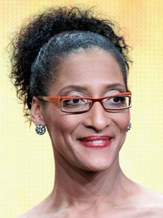 Gallery 2: Gallery 2: Glasses That Aren't Black: Carla Hall