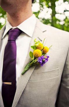romantic , diy, flowers, purple, color, deep, wedding
