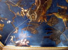 Astrology ceiling