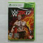 "WWE 2K17 (Microsoft Xbox 360 2016) ""NEW/SEALED""  Price 45.0 USD 18 Bids. End Time: 2016-10-19 01:35:27 PDT"