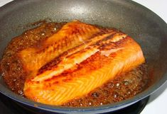 Salmon With Bourbon and Brown Sugar Glaze from Food.com: I found this online and have been meaning to try it--it sounds fabulous and gets great reviews on the other site. I'm putting it here for safekeeping--If you try it, let me know how it turns out! ETA: I have tried this now and we love it! It's a very quick and good way to prepare salmon. ZWT 3: Southern U.S. (Bourbon)