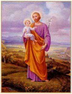St. Joseph, pray for us.