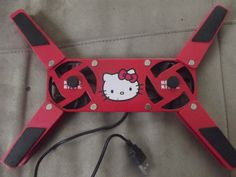 Hello Kitty Cooling Fan for laptop or Notebook