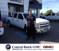 https://flic.kr/p/xEBAN5 | #HappyBirthday to Jerry from Justin Duckert at Central Buick GMC! | deliverymaxx.com/DealerReviews.aspx?DealerCode=GHWO