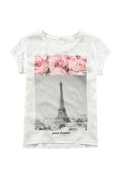 Paris Dreamer Graphic Tee (Kids)   Forever 21 girls - 2000079843