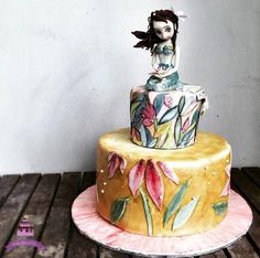 Mermaid Dreams by Pretty Special Cakes