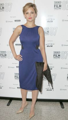 """Rachael Leigh Cook Photos: """"In The Valley Of Elah"""" TIFF Premiere"""
